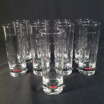 """Beefeater London Dry Gin 1820 6.5"""" Tall Glass(s)"""
