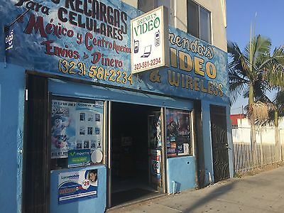 VIDEO & WIRELESS STORE BUSINESS FOR SALE Large Inventory,