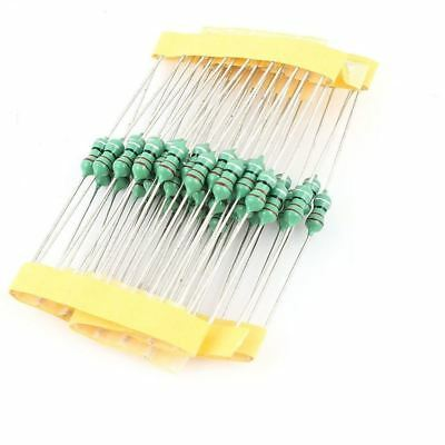 50Pcs 0410 Color Ring Inductance 33Uh 330K 1/2W Axial Rf Choke Coil Inductor bu