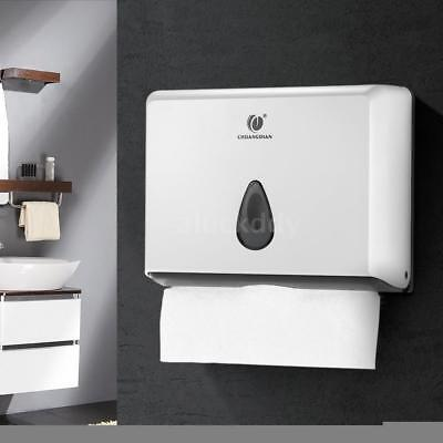 CHUANGDIAN Bathroom Tissue Dispenser Box Holder Multifold Paper Towels New F5W1