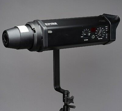 Bowens Gemini 1500 Pro Studio Lighting Flash Head 1500 Ws