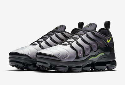 low priced 86d8a a46d0 NIKE AIR VAPORMAX Plus Black Volt Size 12.5. 924453-009. 95 97 98 1 90