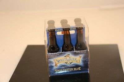 Vtg. 1999 SweetWater Brewing Company miniature Beer Bottles--no alcohol