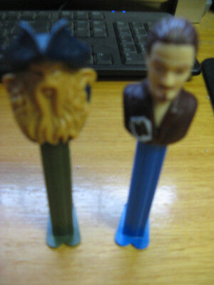 Pez Pirates of the Caribbean lolly dispensers
