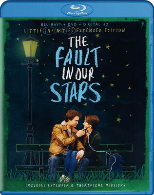 The Fault In Our Stars (Little Infinities Extended Edition) (Blu-Ray + (Blu-Ray)