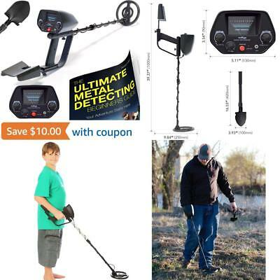 New Home Innovations Classic Metal Detector with Pinpointer