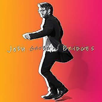 JOSH GROBAN - BRIDGES cd new release 21/09/2018