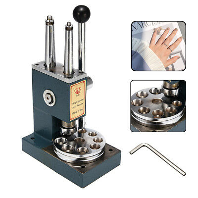 Jewelry Ring Stretcher Reducer Enlarger Machine Adjustment Sizer Repair Tools