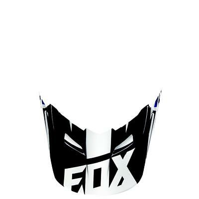 Fox Racing MX Spare Parts MX16 V1 Helmet Visor-Race Black M/L 15855