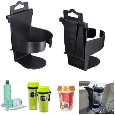 Pro Universal Car Cup Holder Door Mount Seat Back Drinking Bottle Can Mug Stand