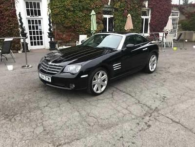 2004/54 Chrysler Crossfire 3.2 auto ONLY 34000 MILES