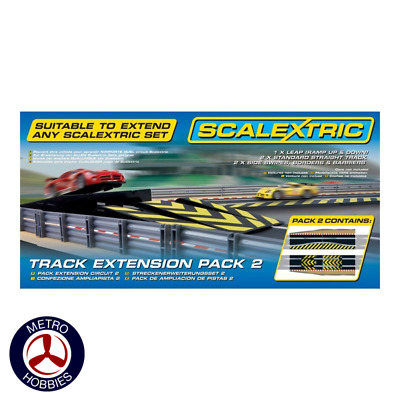 Scalextric Track Extension Pack 2 SCA-C8511 Brand New