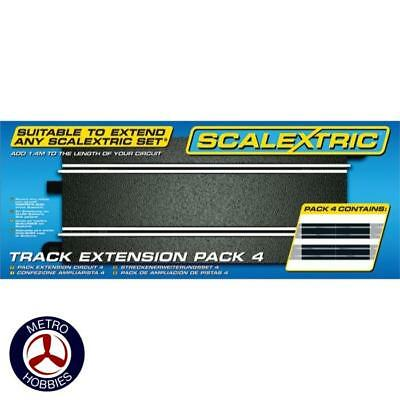 Scalextric Track Extension Pack 4 SCA-C8526 Brand New
