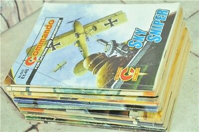 Vintage Commando Books War Stories In Pictures