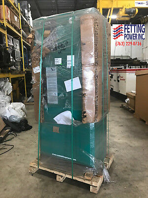 New 600 Amp Cummins Automatic Bypass Transfer Switch BTPCC | S/N: A16M918389