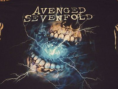 Avenged Sevenfold Shirt ( Used Size M ) Used Condition!!!