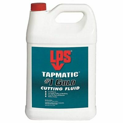 LPS Tapmatic 40330 1 Gallon Tapmatic® #1 Gold Cutting Fluid