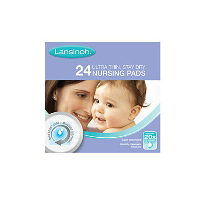 NEW Lansinoh Nursing Pads - 24 Pack