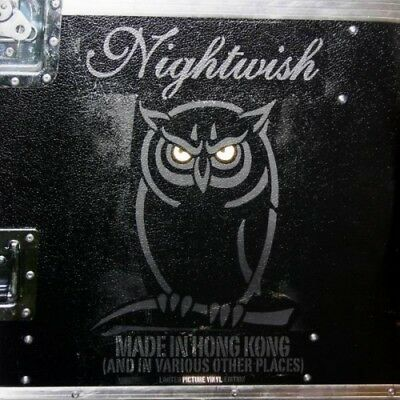 NIGHTWISH - Made in Hong / Vinyl 2LP (Limited Edition · 180g black vinyl)