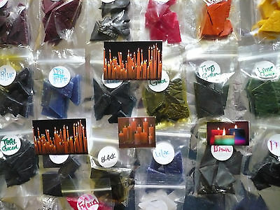 Candlemakers!..Extra Large.Candle Dyes Pack..20x10gm..£10incp/p