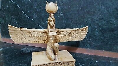 the Egyptian goddess ISIS statue