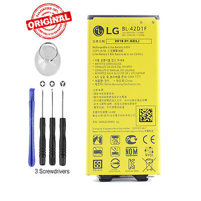 OEM Original BL-42D1F 2800mAh Battery for LG G5 H820 H830 H850 LS992 VS987 US992