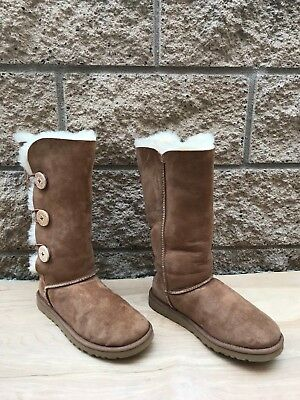 f121343a855 new zealand ugg bailey button black triplet 70s f14c0 04981