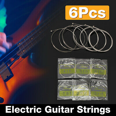 6x  Electric Guitar Strings ST3050R (.010-.046) inch Nickel Plated Steel Set New