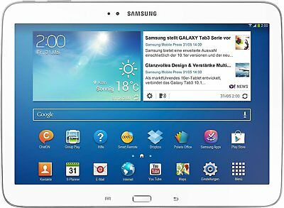 Black Friday Sale Samsung Galaxy Tab 3 GT-P5210 16GB, Wi-Fi, 10.1in