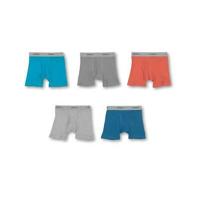 Hanes Toddler Boys' Boxer Briefs with Comfort Flex® Waistband 5-Pack, Style