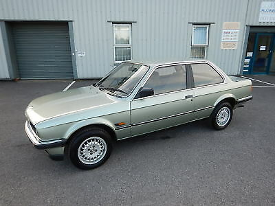 1984 BMW E30 316 Two Door Coupe