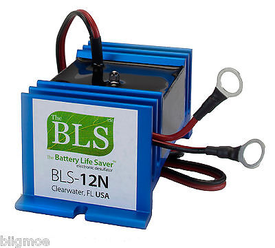 Battery Life Saver BLS-12N battery Desulfator for a 12v battery or battery Bank