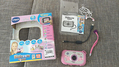 Vtech 80-145054 Kidizoom Touch pink  9 in 1 alles drin!