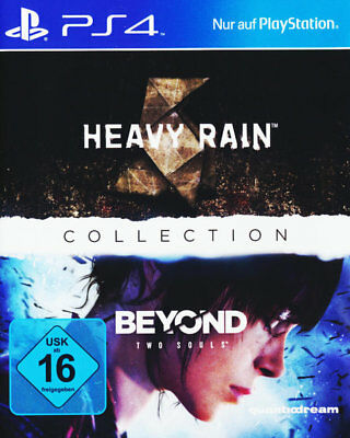 Heavy Rain &  Beyond: Two Souls Collection (Playstation 4 - NEU)
