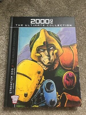 2000AD Ultimate Collection: Volume 11 - Strontium Dog The Kreeler Conspiracy