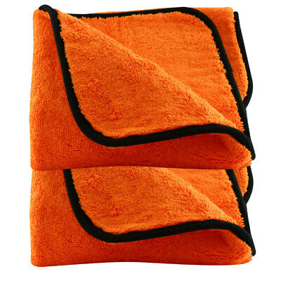 Liquid Elements Orange Baby XL 60x90cm Trockentuch 2 Stk.