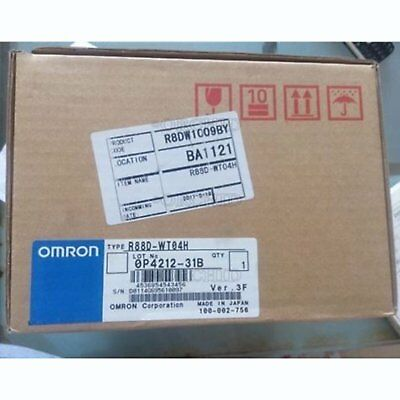 Omron Omron Driver R88D-WT04H R88DWT04H One year warranty
