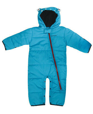 Dare 2b Break The Ice Baby/Toddler Snowsuit - Fluro Blue - 2018