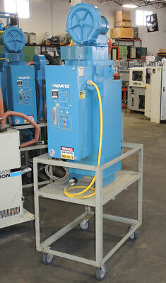 Novatec MD-50S Dehumidifying Plastic Dryer - Tested Great
