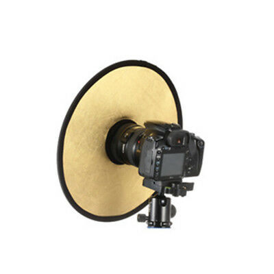Great Photography Photo Reflector 30cm 2 in 1 Light Collapsible Hollow Reflector