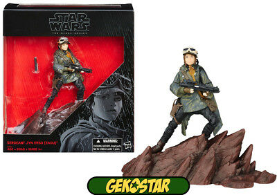 Jyn Erso - Star Wars Black Series Exclusive Action Figure