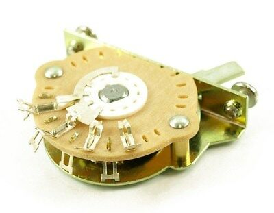 5-Way Oak-Grigsby Switch For Stratocaster Strat New Free Shipping