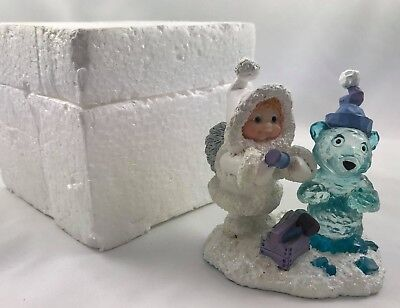 Dreamsicles Northern Lights 2000 Bear with Me Snow Kid Ice Bear Parade of Gifts
