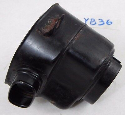 NOS Genuine Yamaha TRIALS TY 80 A OEM Air Box Cleaner Housing 1974 Vintage PART