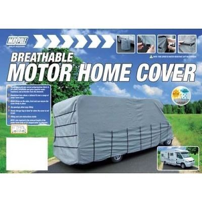 Maypole MP9424 Breathable 4Ply Motor Home Grey Cover Fits 6.5M to 7.0M