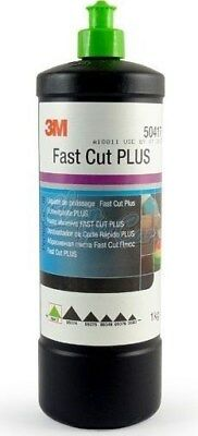 3M 50417 Fast Cut Plus Green The UK's BEST SELLING Polishing & Cutting Compound