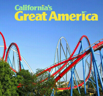 California's Great America Tickets $36  A Promo Discount Tool