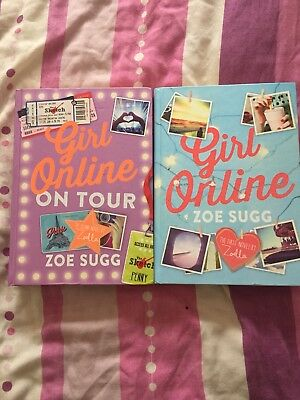 Girl Online And Girl On Tour Books