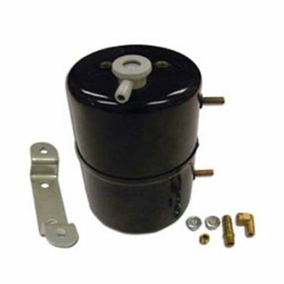 Vacuum Cannister Resevoir BLACK Tank Brake Booster Canister Chevy Ford Dodge
