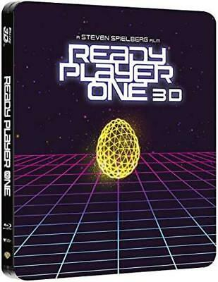 Ready Player One Blu-Ray 3d2d Steelbook [Blu-ray]